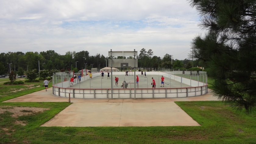 DeFeo Family Rink, Ballantyne YMCA