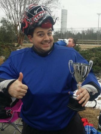 Tournamant MVP Bryan Buchalski!